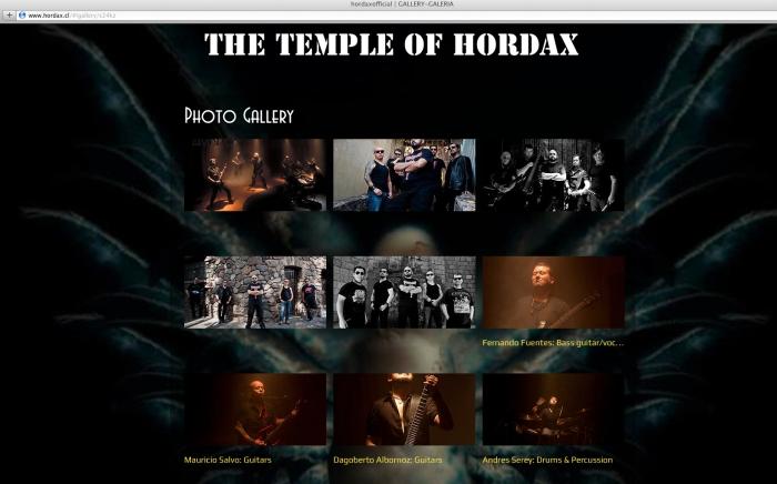 Hordax 2 Web