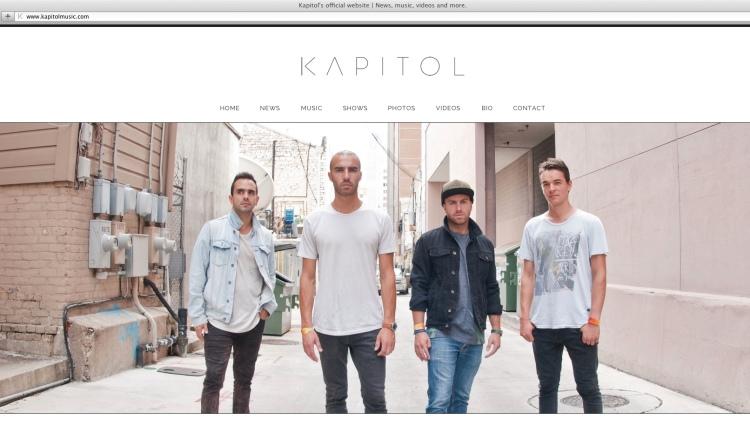 Kapitol web main photo