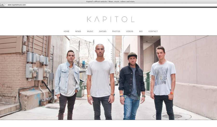 Kapitol web main photo