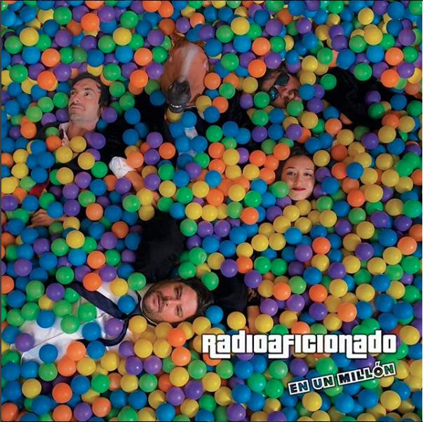Album Cover - Radioaficionado