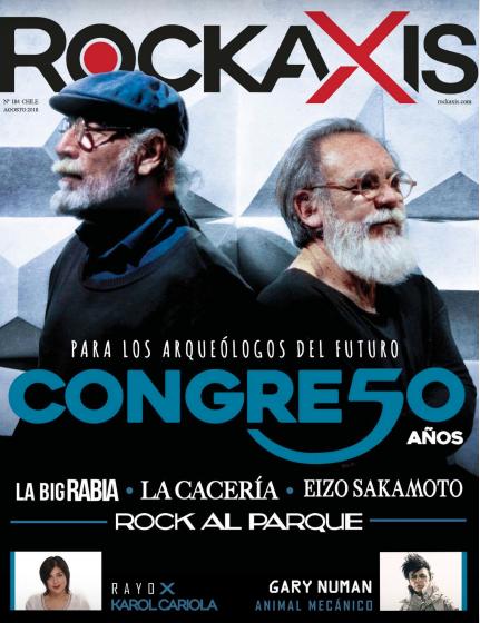 Portada Rockaxis - Congreso